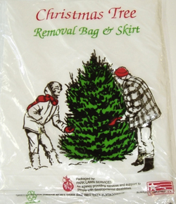 Christmas Tree Bag Disposal